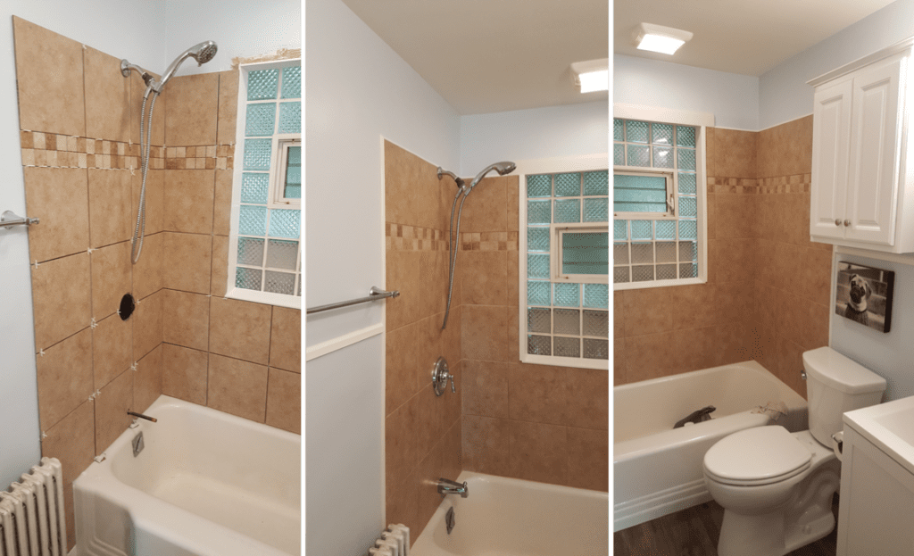 Bathroom Remodel Cleanview Property Services Pittsburgh Pa